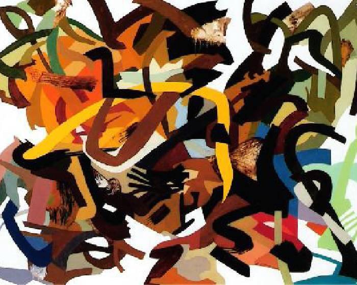 迷走於理性抽象 - 楊智富作品