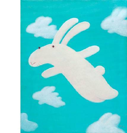 黃本蕊 Flat Bunny Flies
