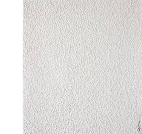 張羽 指印2008.2-2 96×86cm 宣紙、龍井泉水 2008