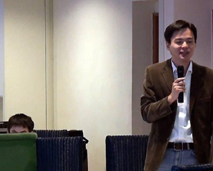 台北國際藝術村【藝術觀點ACT】改版記者會花絮