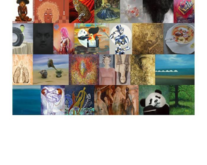 影響力藝術中心【交響藝術夢】2010台北國際藝術評選賽入圍展