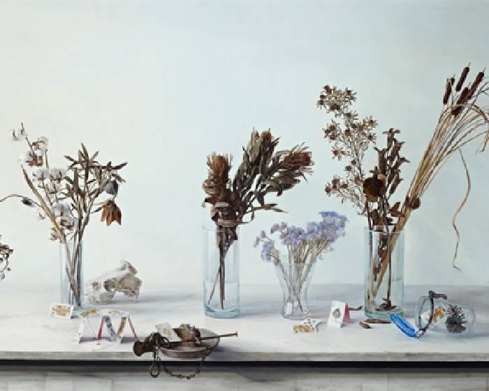 從後現代的空間意識形態-看黃坤伯的新古典寫實藝術