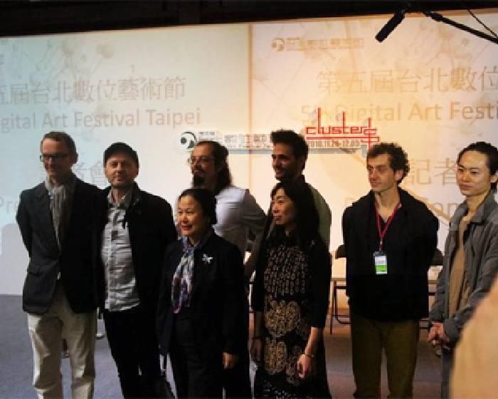 2010 第五屆台北數位藝術節 Cluster 串