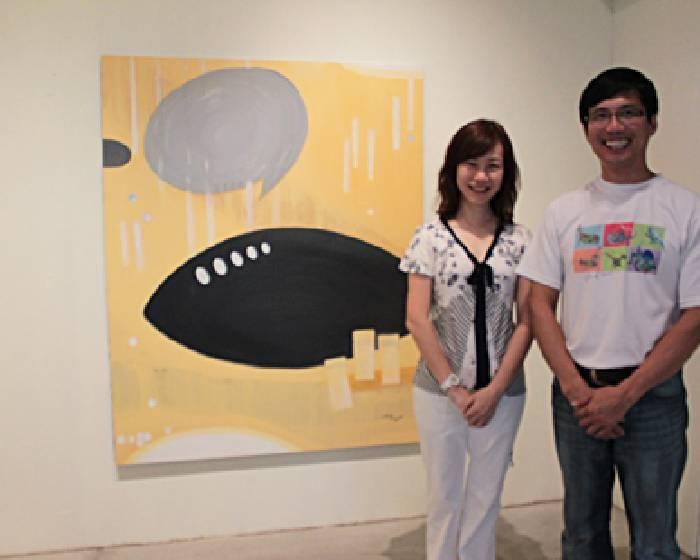 東門美術館(台北)【横直+子】 2011侯世婷個展
