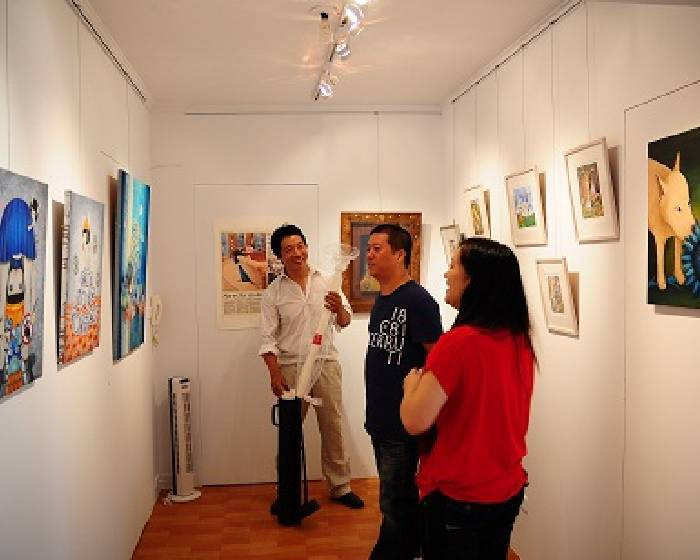 Saffron Art Gallery 【Opening Party】藝術家聯展
