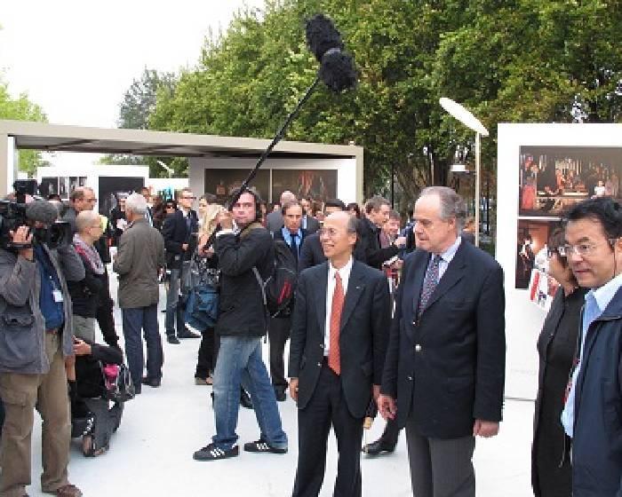 也趣藝廊【巴黎PhotoQuai 2011國際攝影雙年展】沈昭良攝影展
