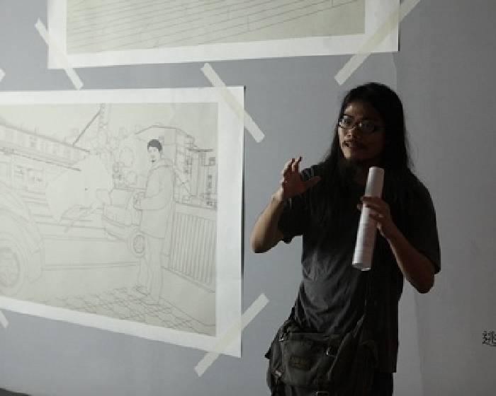 台北數位藝術中心【無姓之人】許哲瑜個展