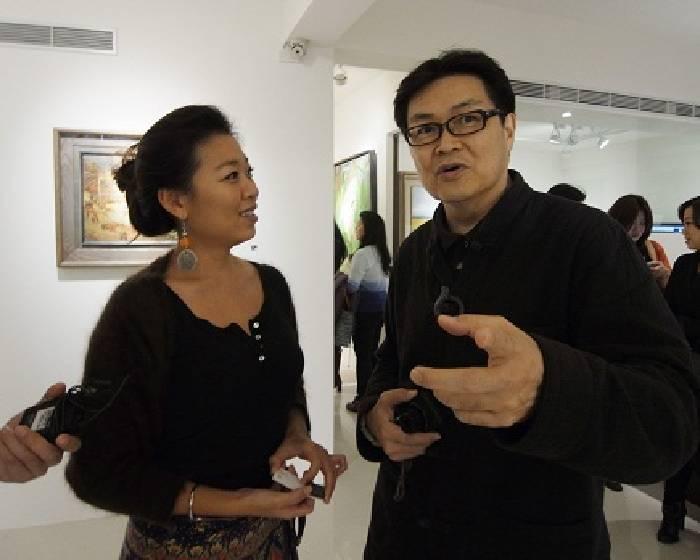 敦煌藝術中心【純美的年代】中國前輩油畫展