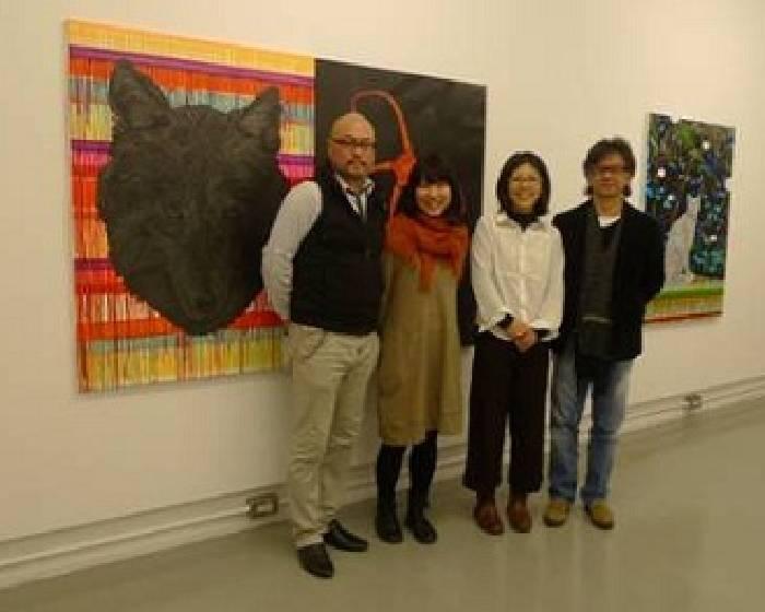 也趣藝廊【NEVER ENDING CONSTRUCTION】日本當代三人聯展