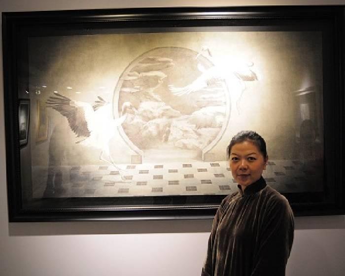 平藝術空間【靠近我的天涯】秦艾首度個人作品巡迴展