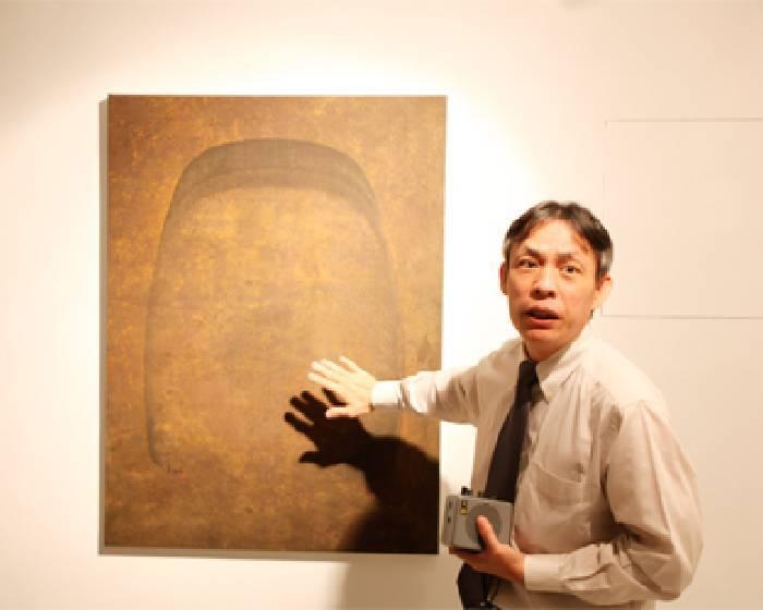 大象藝術空間館:【心裡畫】劉金桔的古今對談