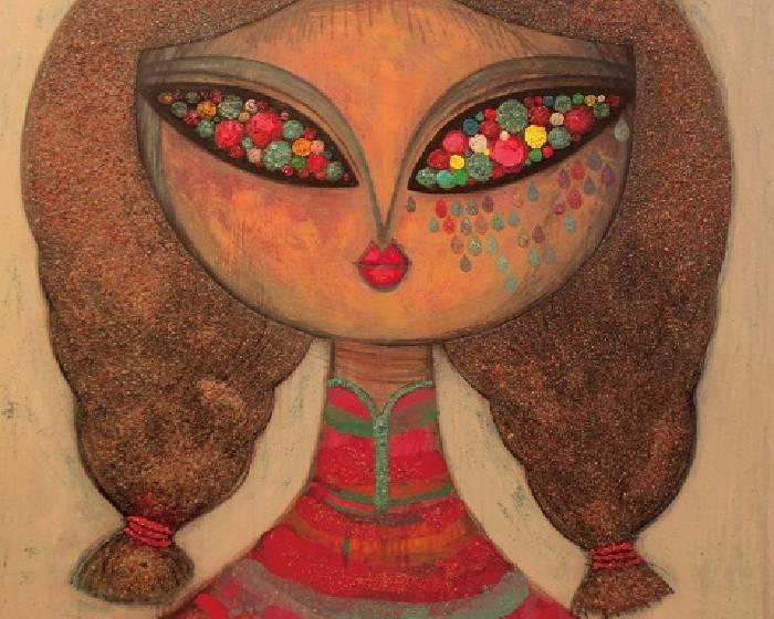 謎樣的洋娃娃之夢.閱讀張琹的創作世界
