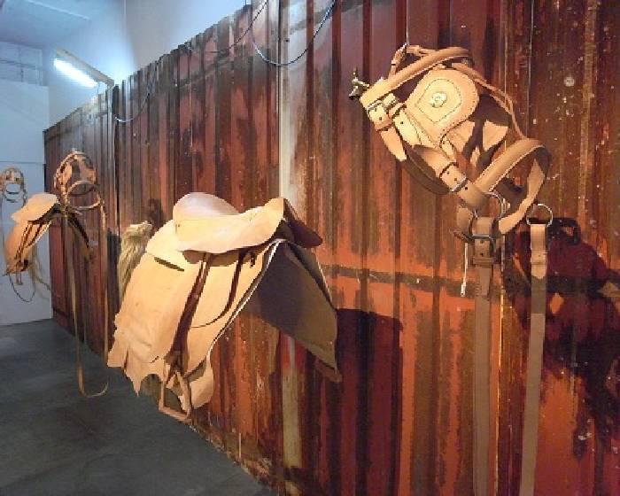 就在藝術空間【On Asphalt】Jompet Kuswidananto首次台灣個展