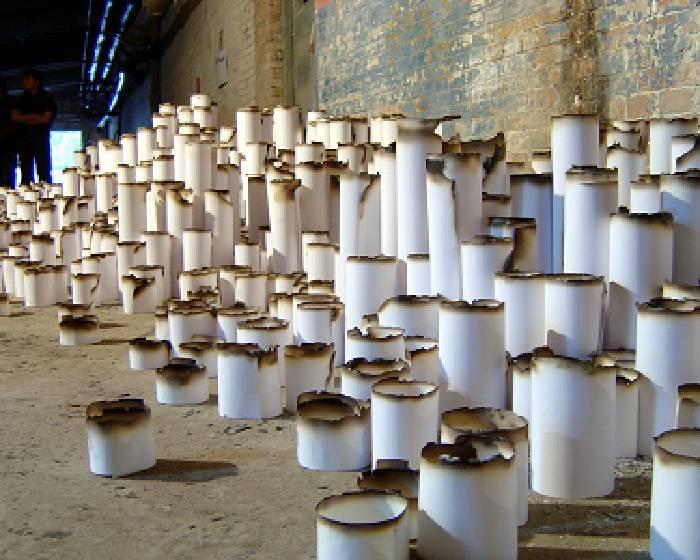 大象藝術空間館:【五周年慶 ─無形 】 一種超越媒介的思考方式