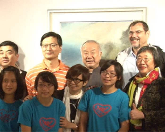 宣誠藝術中心:【2012 Sistema Taiwan 】愛樂種子計畫慈善展覽活動