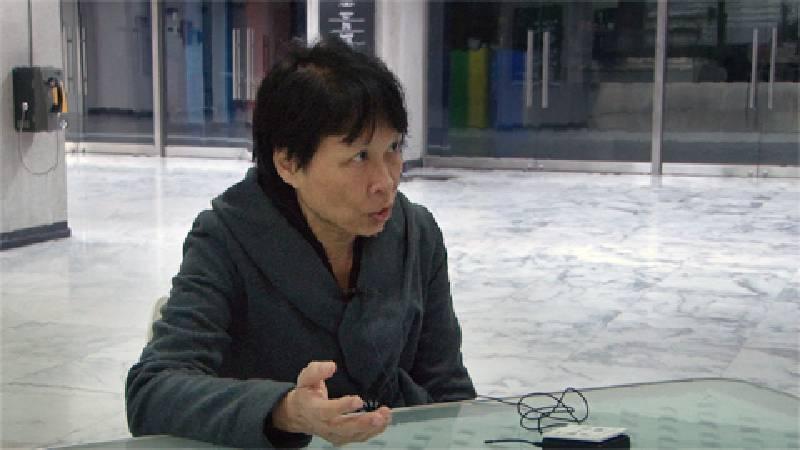 藝術家湯皇珍認為,想打破僵局,就得釐清各角色之間的責任與定位。