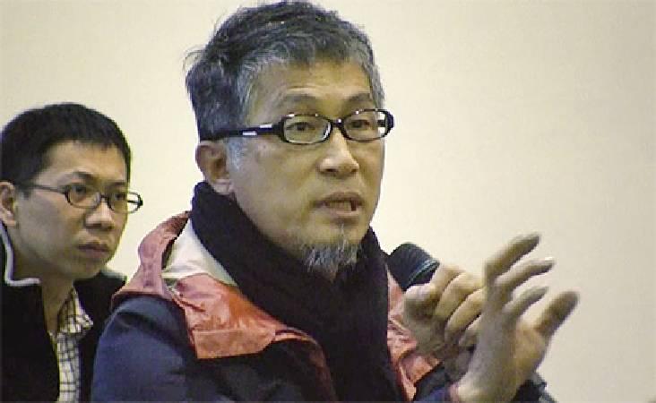 策展人徐文瑞認為,藝界必須從官員手中,搶回界定權。