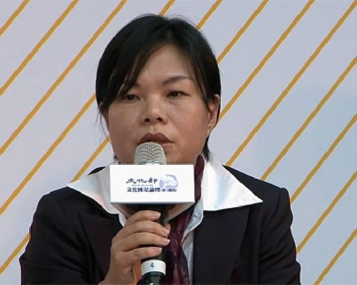 王玉齡:部長一句話 抵過預算百萬【文化國是會議系列報導】
