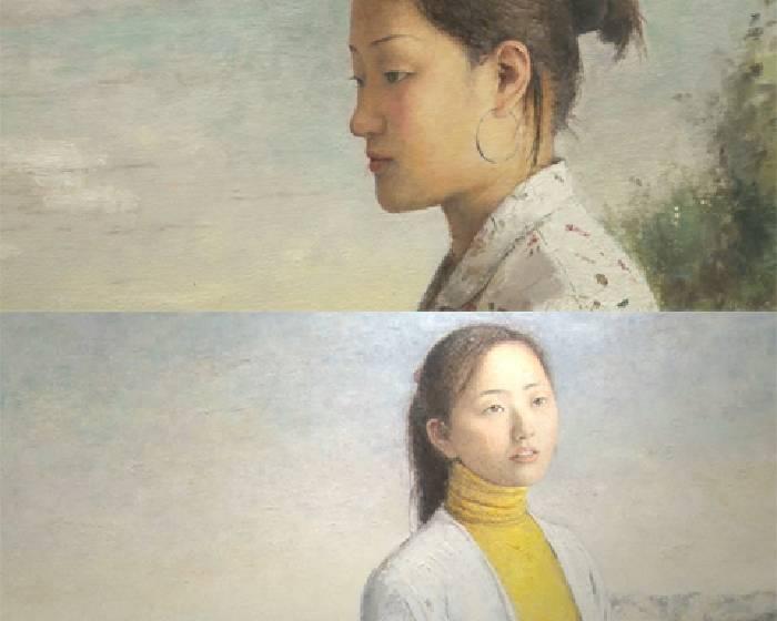 雲清藝術中心:【靜謐之在】朱春林油畫個展