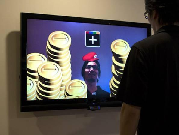 葉謹睿 百分百的快樂 互動軟體作品,2011 / 圖取自網路