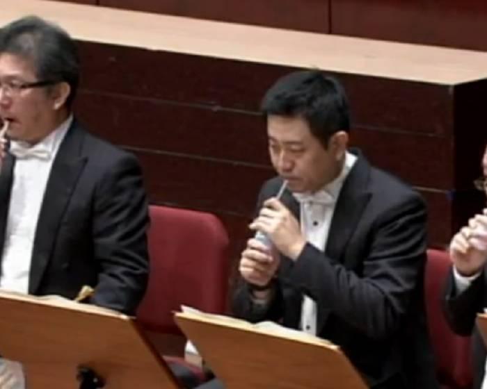 NSO:用牛奶空瓶 吹出天地人3籟【台新藝術獎系列報導】