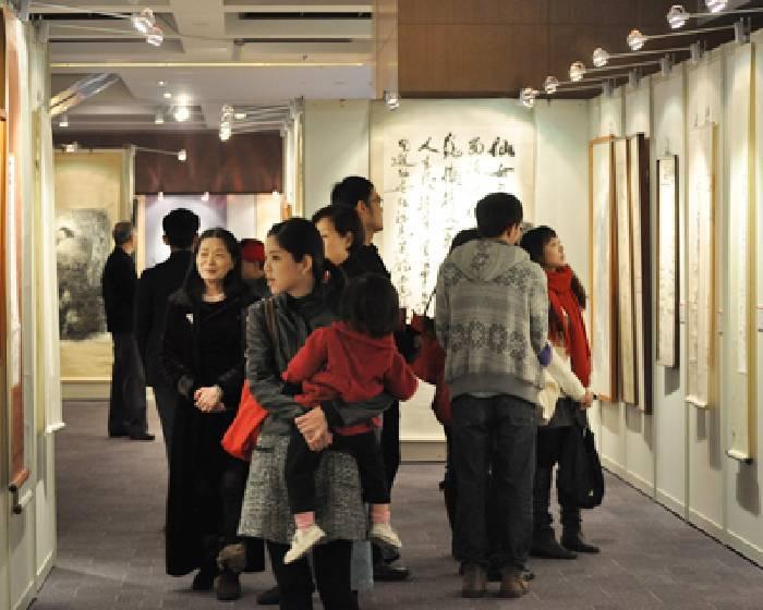 台灣藝術文物 中國藏家關注