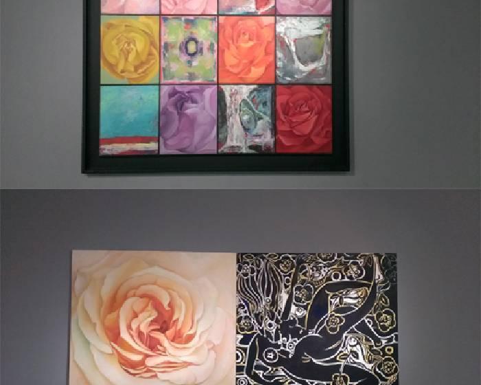 花花世界 看藝術裡花的姿態