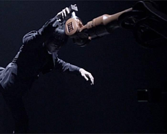 黃翊:與機器人共舞 誰比較精準?【台新藝術獎系列報導】