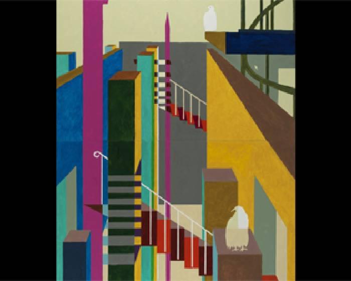 首都藝術中心:【冷光、天梯、叢林心-曾長生的數位靈光】