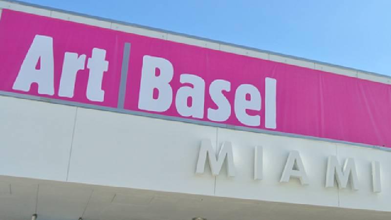 圖/取自Art Basel官網。