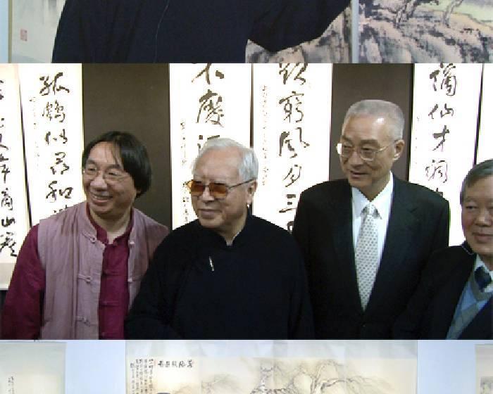 中華文化總會:【八旬無心】歐豪年書畫展