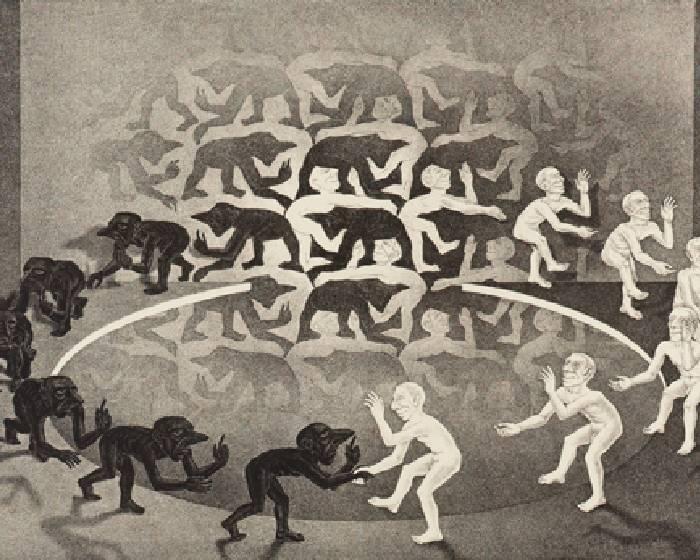 錯覺藝術來了 艾雪故宮開展