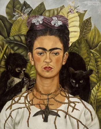 「芙烈達·卡蘿 自畫像」的圖片搜尋結果