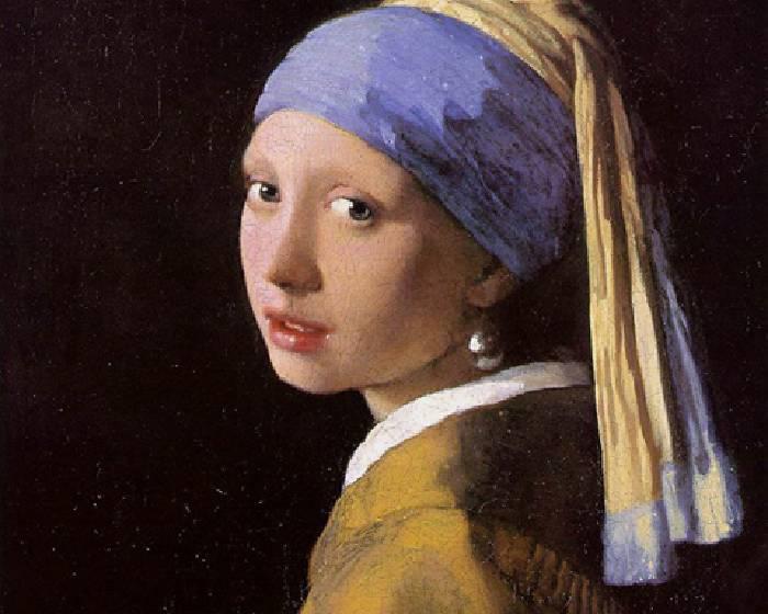 維梅爾,戴珍珠耳環的少女 【看Youtube學藝術系列】