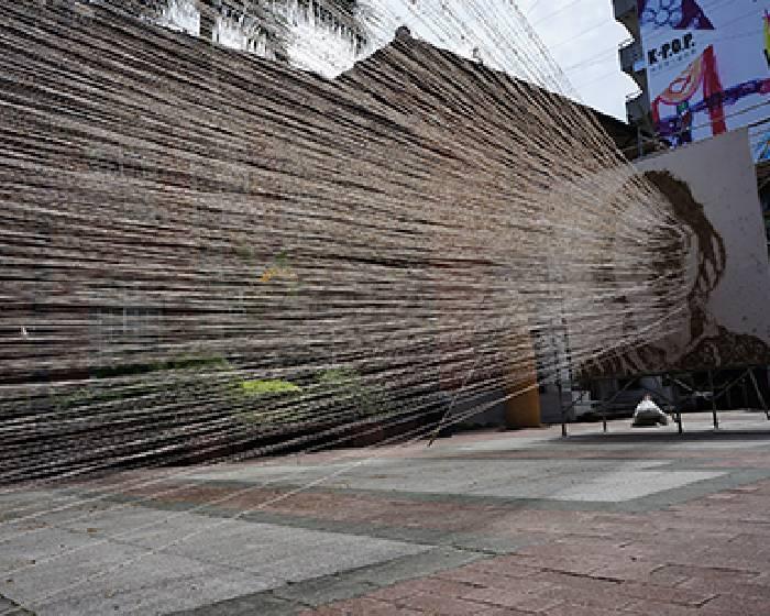 台北當代藝術館【門外家園荒蕪的邊緣】 黃步青個展