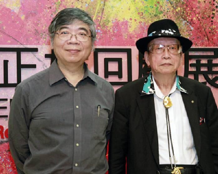 陳正雄回顧展 歌頌生命60年