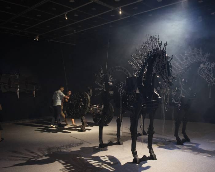 台北當代藝術館:【記憶之宮】席時斌個展