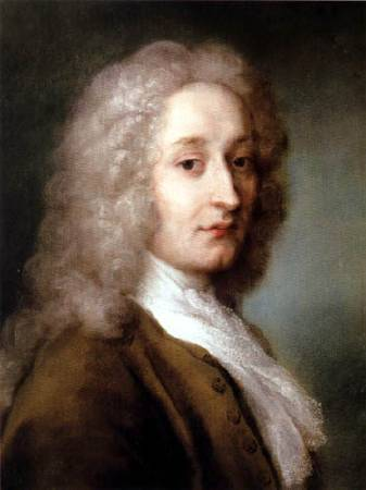 Jean-Antoine Watteau。圖/擷取自維基百科。