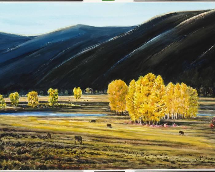國父紀念館【張秋台】川藏風土系列水彩畫展