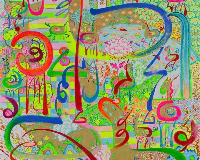 觀想藝術:【絕色好馬】黃志超個展