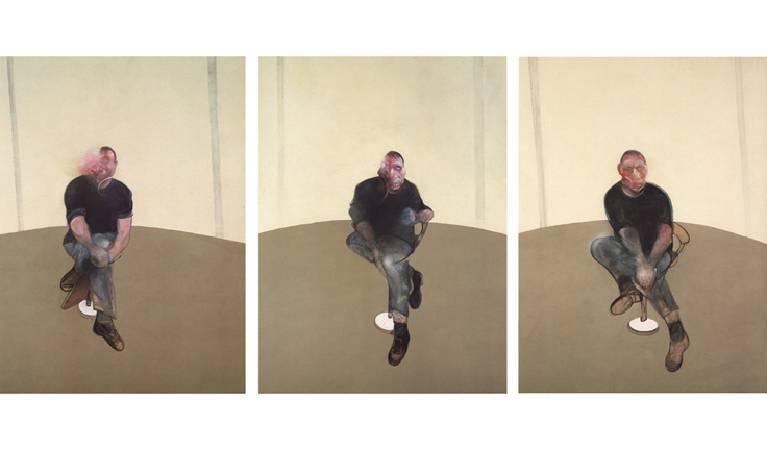 Self-Portrait Triptych 自畫像