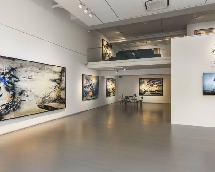 亞洲藝術中心:【複調的詩學】楊識宏個展