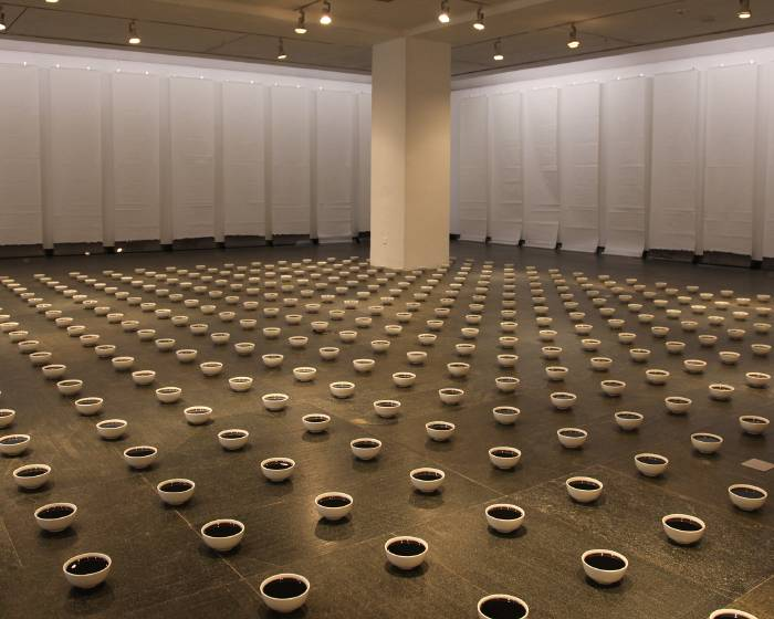 廣東美術館:【意念的形式】張羽個展