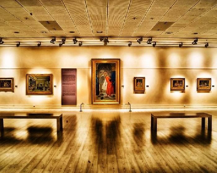 週末入藝: 城市畫廊輕旅行