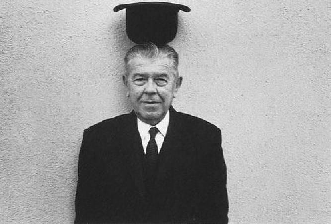 雷內‧馬格利特(René Magritte)