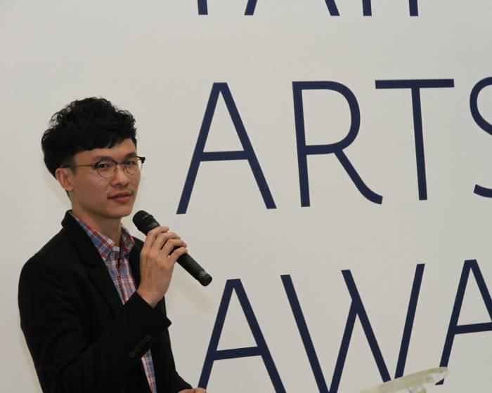 2014臺北美術獎 紀紐約首獎