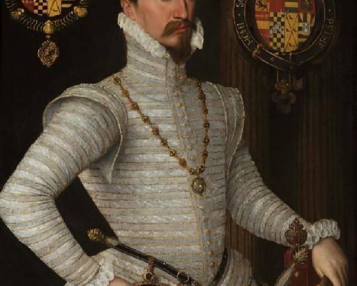 熱愛肖像畫的女王情人 達德利