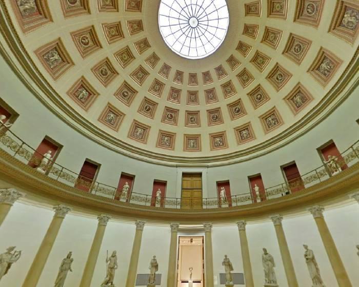 德國柏林 柏林舊博物館【看Youtube學藝術系列】