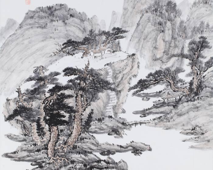 國父紀念館【陳立雄畫展】