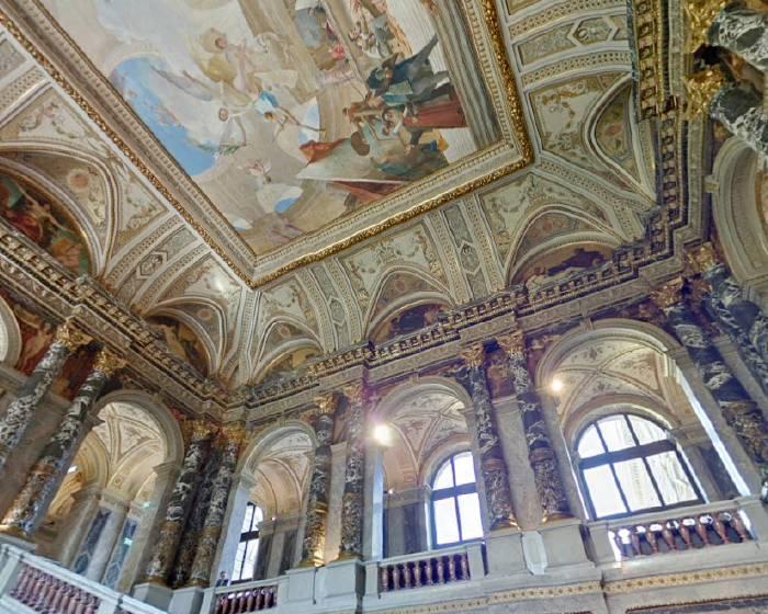 奧地利維也納 藝術史博物館【看Youtube學藝術系列】